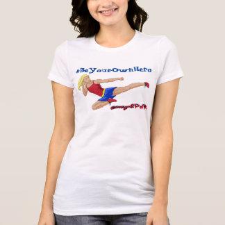 T-shirt Chemise de Jessie Graff Ninja