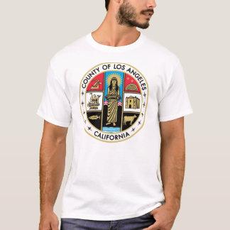 T-shirt Chemise de joint du comté de Los Angeles la
