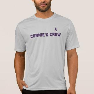 T-shirt Chemise de jour de course de Connie d'équipe