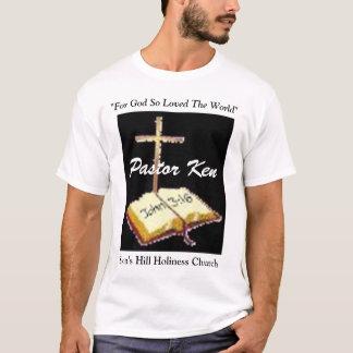 T-shirt chemise de kens de pasteur