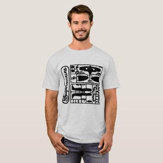 T-shirt Chemise de kit de modèle de Spitfire de