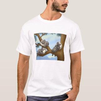 T-shirt Chemise de koala de sommeil