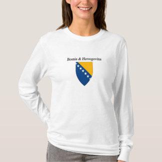 T-shirt Chemise de la Bosnie et du Herz