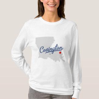 T-shirt Chemise de LA de Covington Louisiane