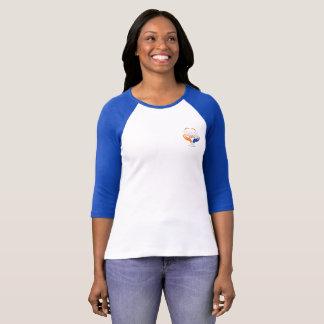 T-shirt Chemise de la douille des femmes de semaine de DSP