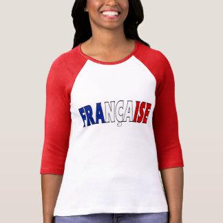 T-shirt Chemise de la France
