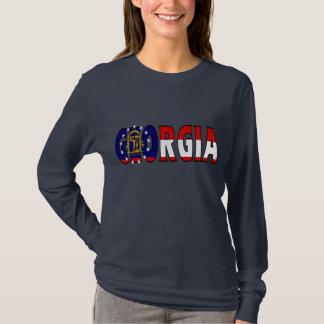 T-shirt Chemise de la Géorgie