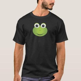 T-shirt Chemise de la grenouille des hommes