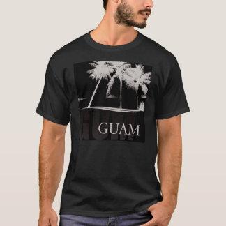 T-shirt Chemise de la Guam dans le noir