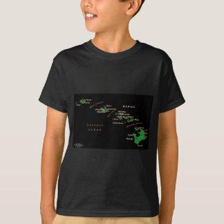 T-shirt Chemise de la jeunesse d'îles hawaïennes