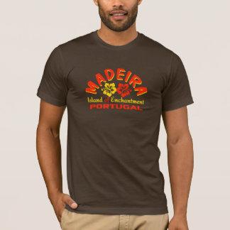 T-shirt Chemise de la MADÈRE - choisissez le style et la