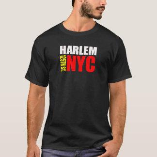 T-shirt Chemise de la rue NYC de Harlem 125th