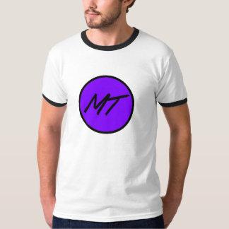 T-shirt Chemise de la sonnerie des hommes officiels de