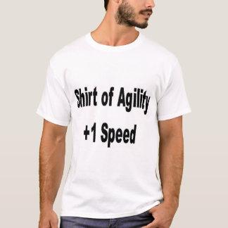 T-shirt Chemise de l'agilité