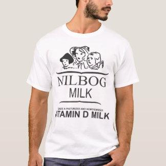 T-shirt Chemise de lait de NILBOG