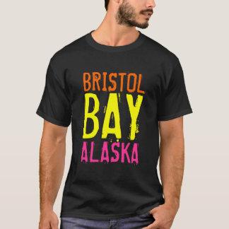 T-shirt Chemise de l'Alaska de baie de Bristol