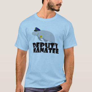 T-shirt Chemise de lamantin (hommes)