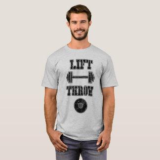 T-shirt Chemise de lanceur de disque d'athlétisme