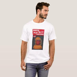 T-shirt Chemise de lanterne de Dietz Nightwatch