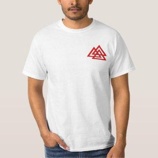 T-shirt Chemise de l'arbre 2 de Viking Raven