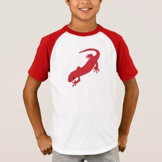 T-shirt Chemise de lézard