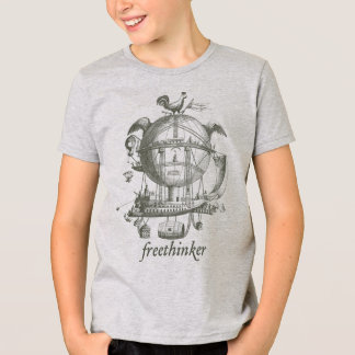 T-shirt Chemise de libre penseur