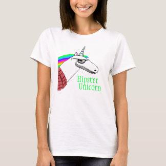 T-shirt Chemise de licorne de hippie