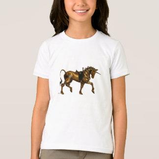 T-shirt Chemise de licorne de Steampunk