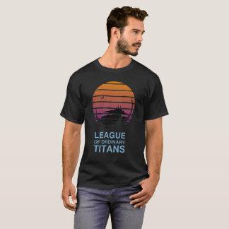 T-shirt Chemise de ligue