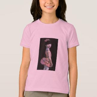T-shirt Chemise de Lilly de ballerine