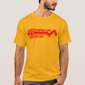 T-shirt Chemise de logo de Dojo de Famicom