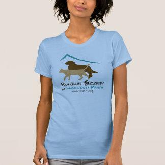 T-shirt Chemise de logo de HSLWR