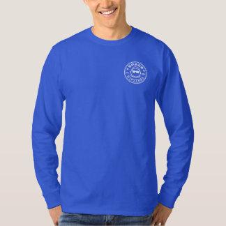 T-shirt Chemise de logo de la douille des hommes de