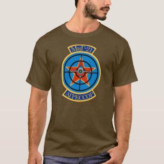 T-shirt Chemise de logo de l'agresseur MiG-21 (russe)