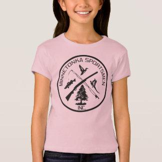 T-shirt Chemise de logo de MSI
