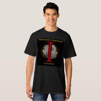 T-shirt Chemise de l'ordre de Fibonacci