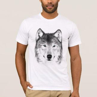 T-shirt Chemise de loup, hommes
