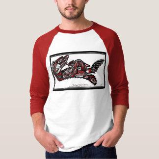 """T-shirt Chemise de loutre d'art de Haida """"d'ESPRIT de"""