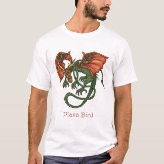 T-shirt Chemise de lumière d'oiseau de Piasa