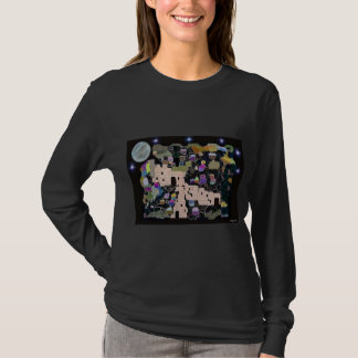 T-shirt Chemise de lune de Jérusalem