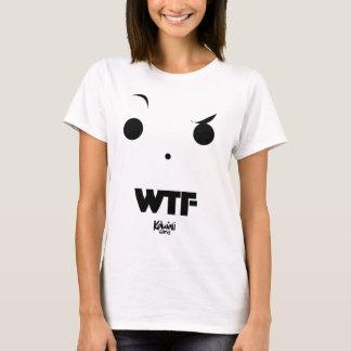 T-shirt Chemise de l'usage WTF de canneberge