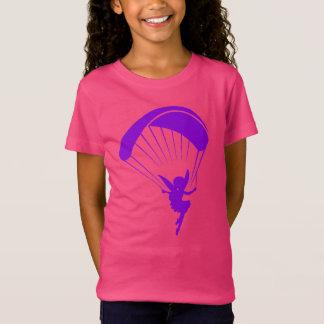 T-Shirt Chemise de lutin de Paraglding d'enfants