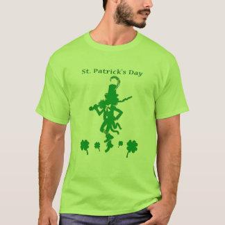T-shirt Chemise de lutin du jour de St Patrick