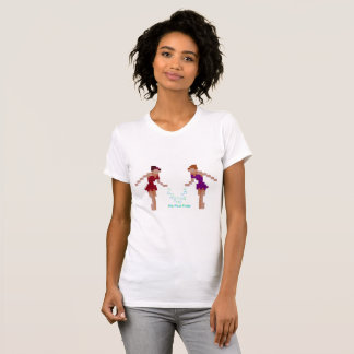 T-shirt Chemise de lutins de pixel