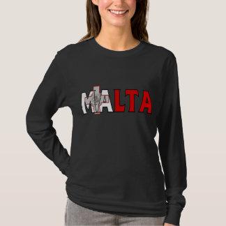T-shirt Chemise de Malte