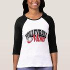 T-shirt Chemise de maman de volleyball