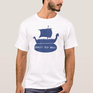 """T-shirt Chemise """"de marine vraiment vieille"""""""