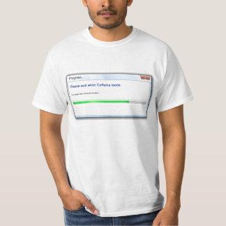 T-shirt Chemise de matin
