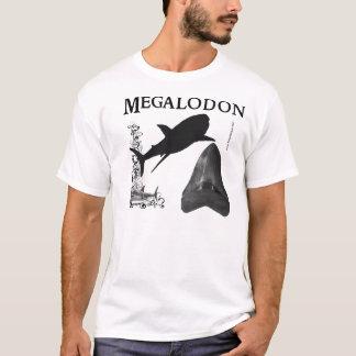 T-shirt Chemise de Megalodon