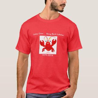 T-shirt Chemise de mémorial de homard
